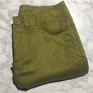 Cabi Side Button Trousers